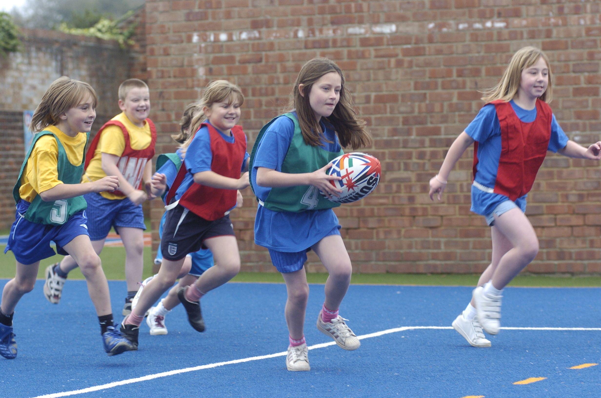Enjoyment is no1 reason for sport participation – survey