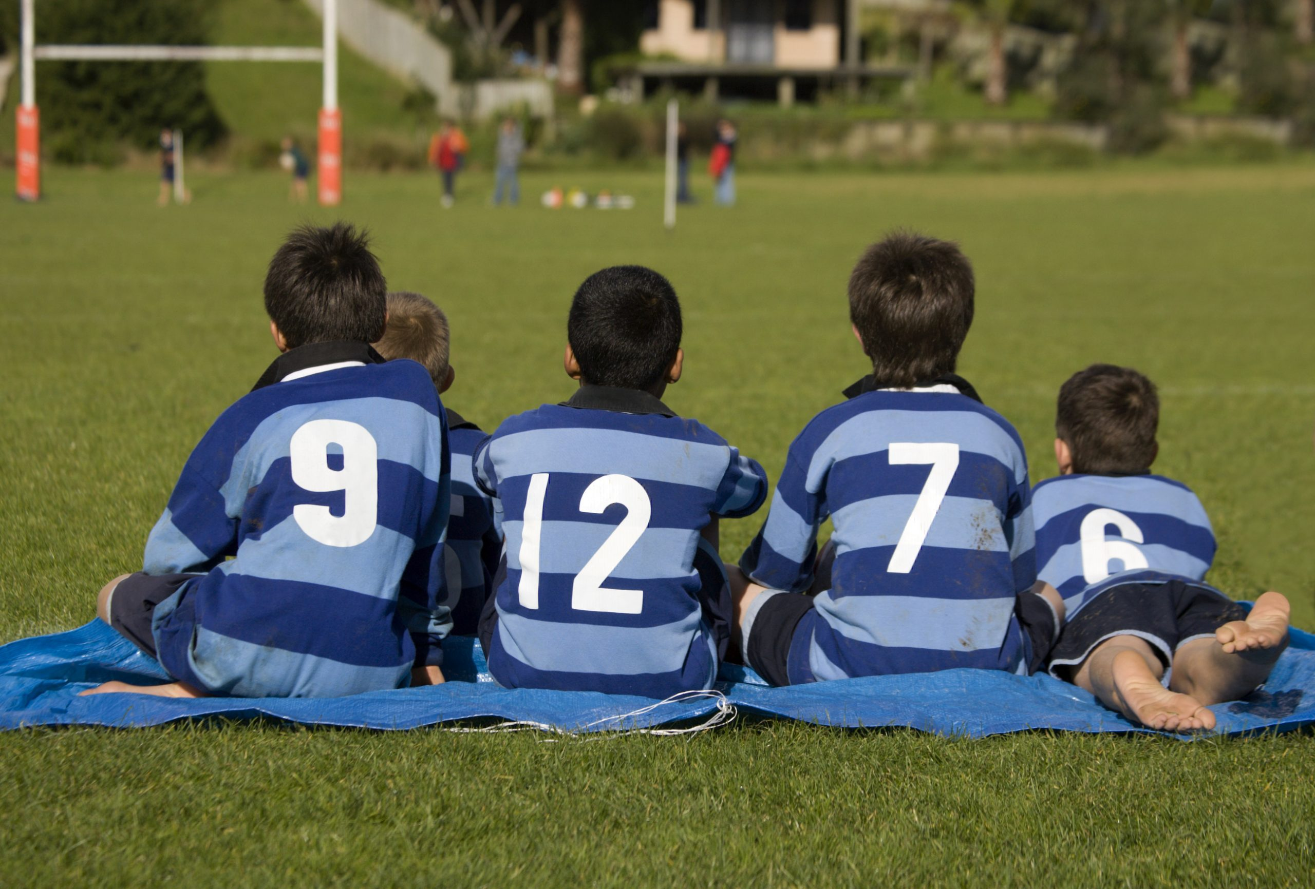 School sport given high priority in England