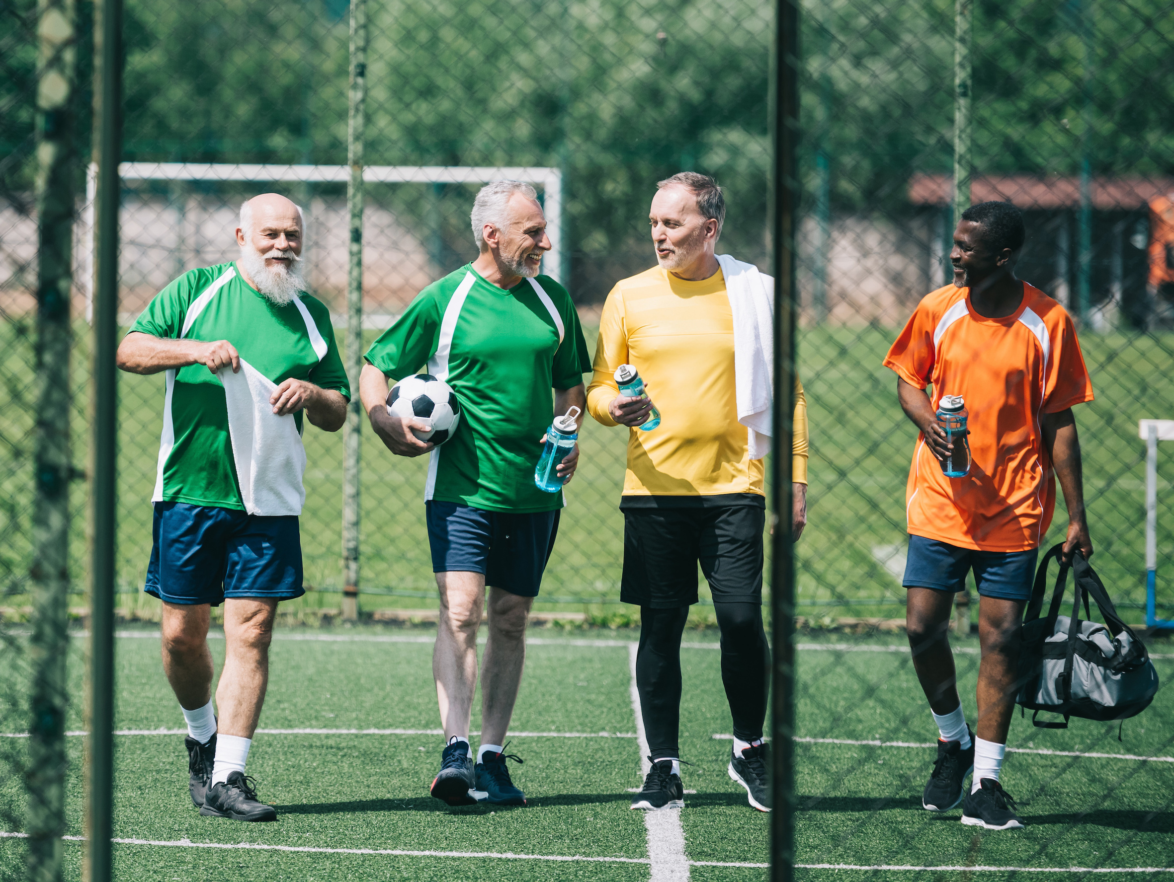 Time to plan sport's role in improving health of older population