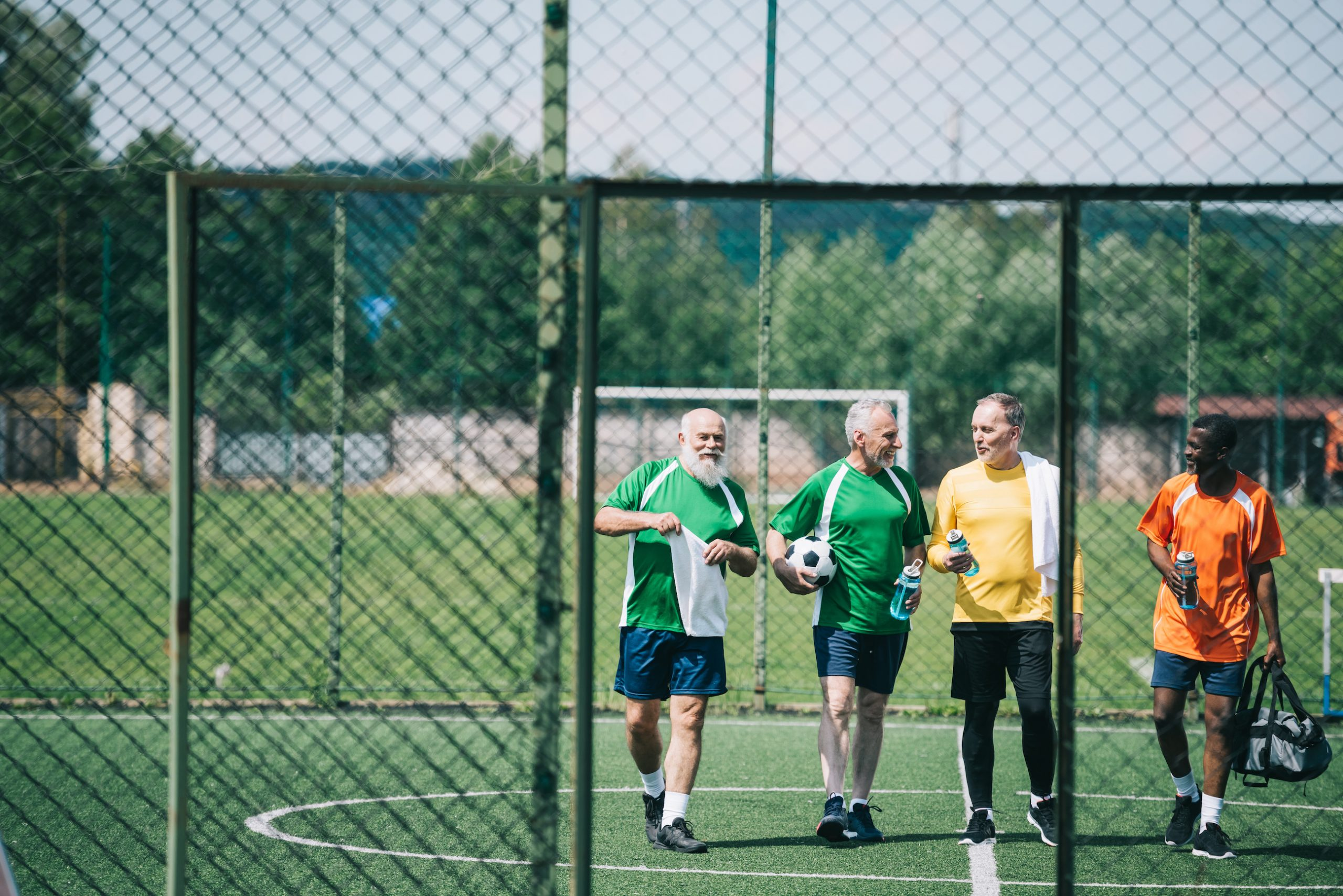 Scottish sport encouraged to grasp opportunity to engage older people